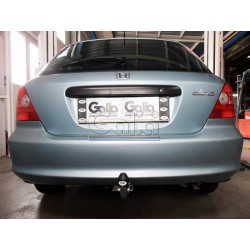 Фаркоп Honda Civic 2001-2003 хэтчбек