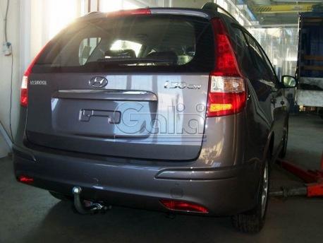 Фото Фаркоп Hyundai I30 2007- универсал быстро съемный